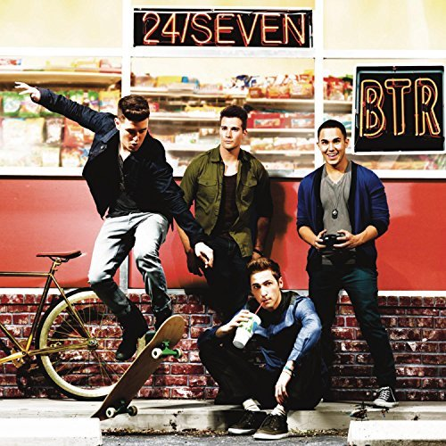 Big Time Rush 24 Seven Deluxe Ed.