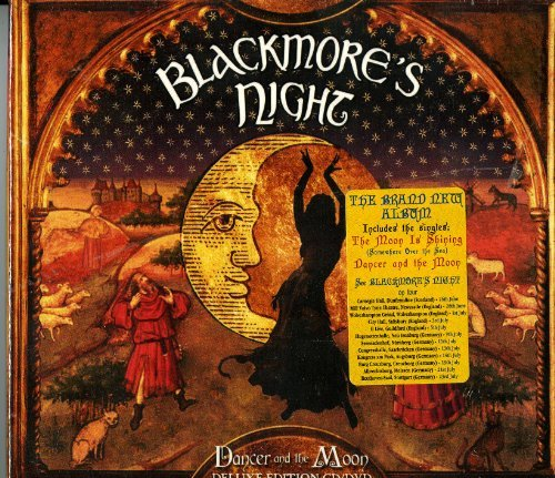 Blackmore's Night Dancer & The Moon Deluxe Ed. Incl. Bonus DVD