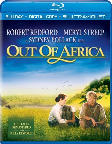 Out Of Africa Out Of Africa Blu Ray Ws Pg Dc Uv