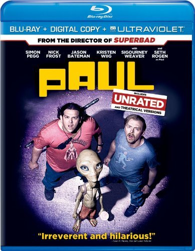 Paul Paul Blu Ray Dc Uv R Ws