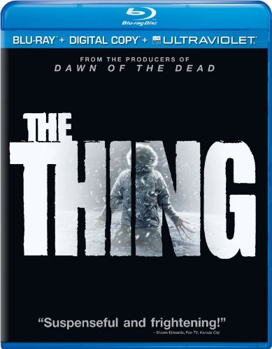 Thing (2011) Thing (2011) Blu Ray Ws R Dc Uv