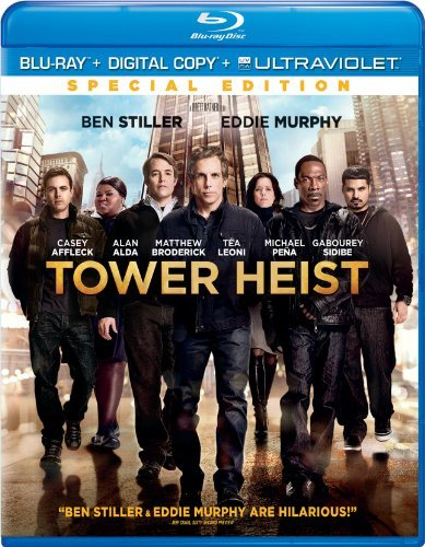 Tower Heist Tower Heist Blu Ray Ws Pg13 Dc Uv