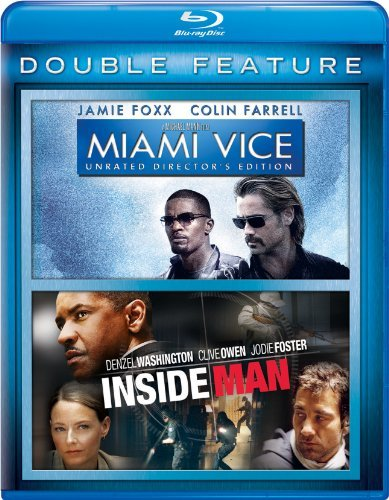Miami Vice Inside Man Double Feature Blu Ray Nr