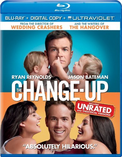 Change Up Change Up Blu Ray Ws R Dc Uv
