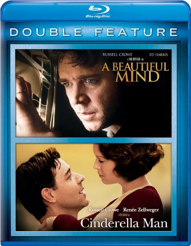 Beautiful Mind Cinderella Man Double Feature Blu Ray Nr