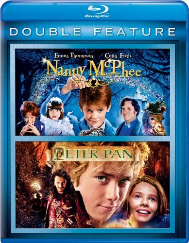 Nanny Mcphee Peter Pan Double Feature Blu Ray Nr