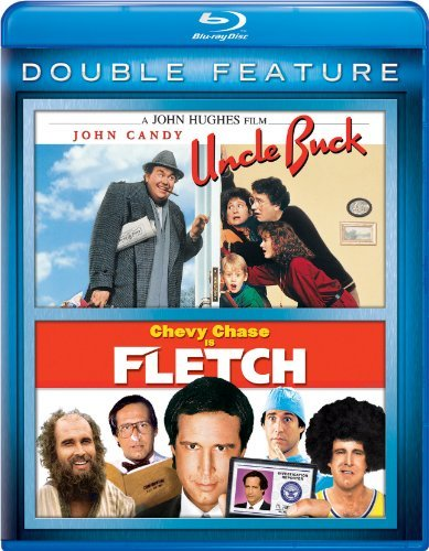 Uncle Buck Fletch Double Feature Blu Ray Nr