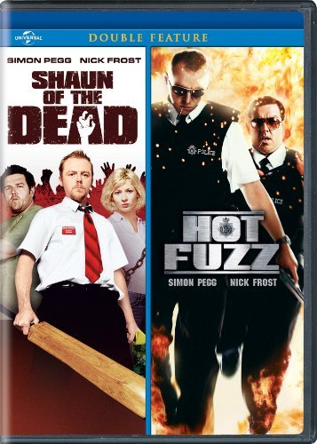 Shaun Of The Dead Hot Fuzz Double Feature Nr