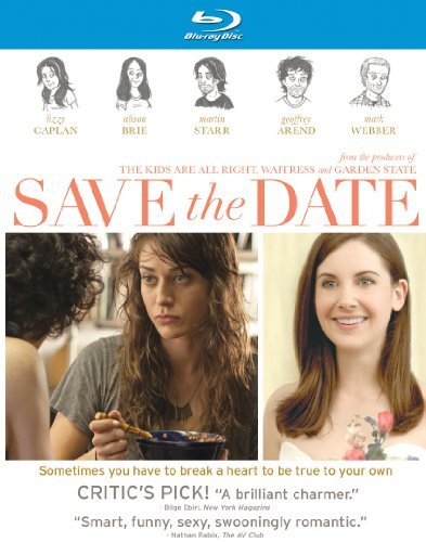 Save The Date Save The Date Blu Ray Ws Nr