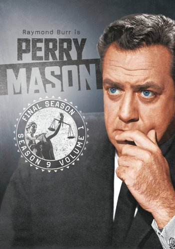 Perry Mason Season 9 Volume 1 Season 9 Volume 1