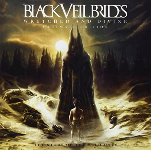 Black Veil Brides Wretched & Divine Story Of Th Ultimate Ed. Incl. Bonus DVD