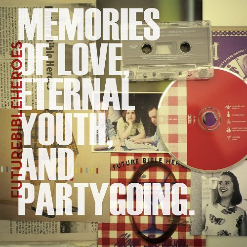 Future Bible Heroes Memories Of Love Eternal Youth 4 CD