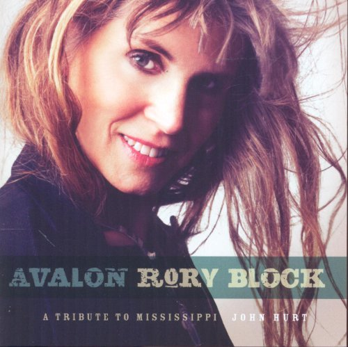 Rory Block Avalon A Tribute To Mississip