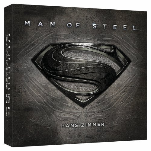 Man Of Steel Man Of Steel Lmtd Ed. Deluxe Ed. Soundtrack