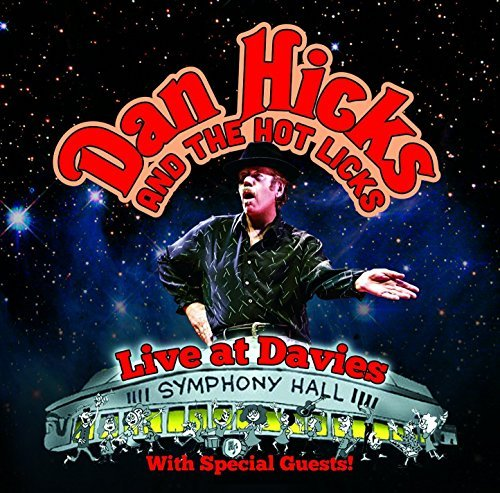 Dan & The Hot Licks Hicks Live At Davies