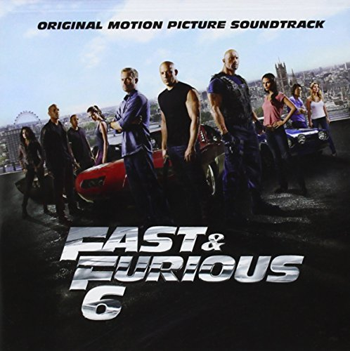 Various Artists Fast & Furious 6 Clean Version