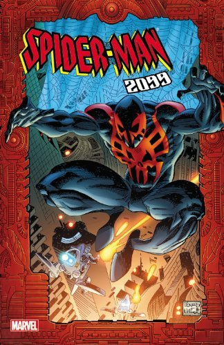 Peter David Spider Man 2099 Volume 1 0002 Edition;
