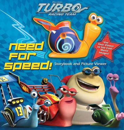 Dreamworks Turbo Dreamworks Turbo Racing Team Need For Speed! [with Toy]