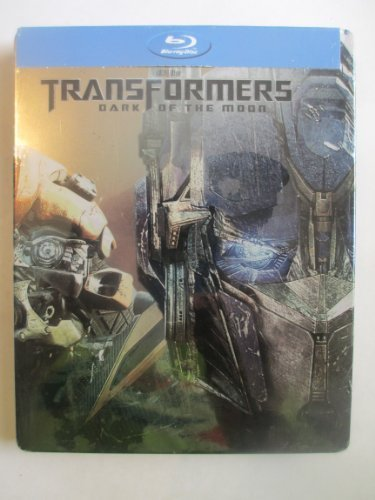 Transformers The Dark Of The Moon Labeouf Huntington Whiteley Du Blu Ray Steelbook