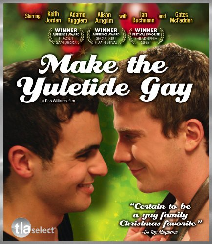 Make The Yuletide Gay Jordan Ruggiero Arngrim Nr