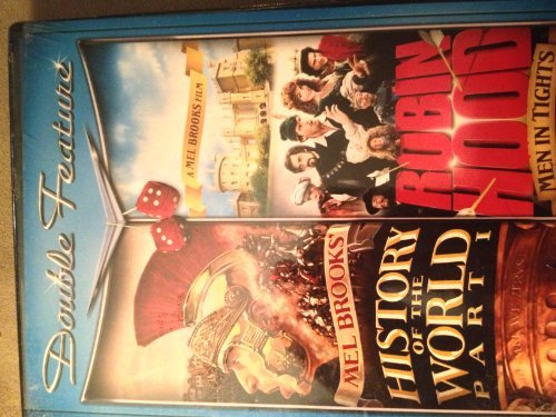 History Of The World Part 1 Robin Hood Men In Tig Double Feature