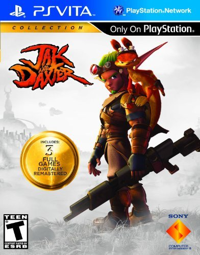 Playstation Vita Jak & Daxter Collection
