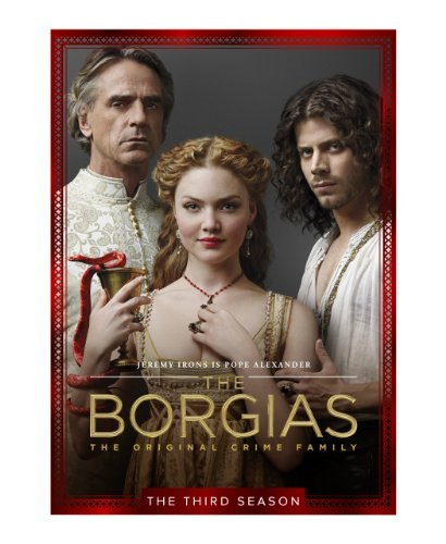 Borgias Season 3 DVD