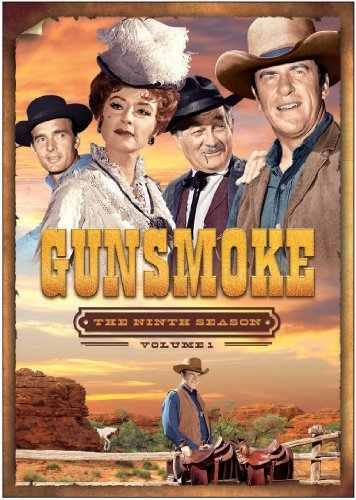 Gunsmoke Gunsmoke The Ninth Season Vo Gunsmoke The Ninth Season Vo