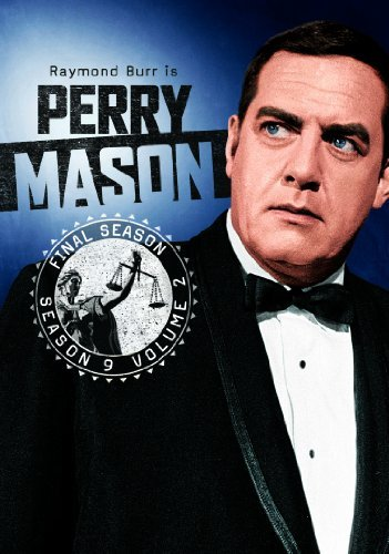 Perry Mason Vol. 2 Season 9 Season 9 Volume 2
