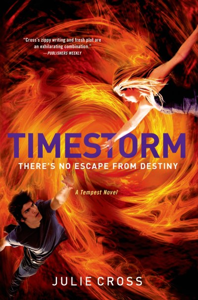 Julie Cross Timestorm