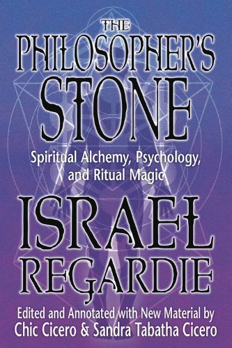 Israel Regardie The Philosopher's Stone Spiritual Alchemy Psychology And Ritual Magic