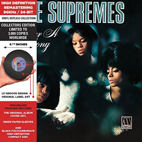 Supremes I Hear A Symphony Remastered Lmtd Ed.