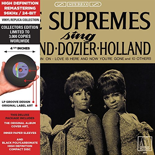 Supremes Sing Holland Dozier Holland Remastered Lmtd Ed.