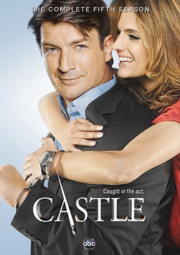 Castle Season 5 DVD Tvpg