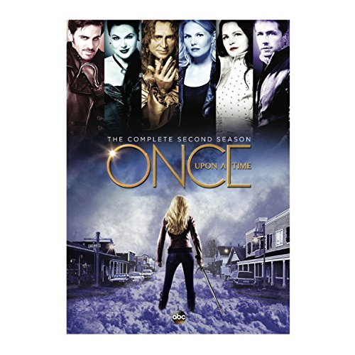 Once Upon A Time Season 2 DVD Tvpg