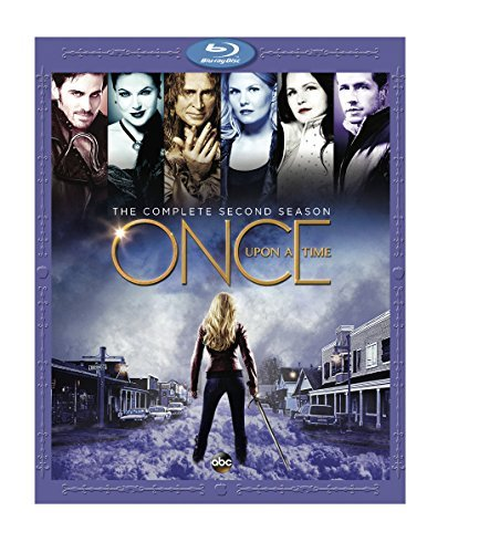 Once Upon A Time Season 2 Blu Ray