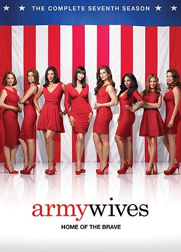 Army Wives Season 7 DVD
