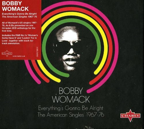 Bobby Womack Everythings Gonna Be Alright S