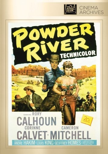 Powder River Calhoun Calvet Mitchell Made On Demand Nr