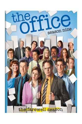 Office Season 9 DVD