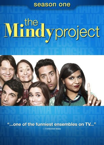 Mindy Project Season 1 DVD Nr 3 DVD