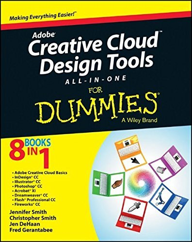 Jennifer Smith Adobe Creative Cloud Design Tools All In One For D