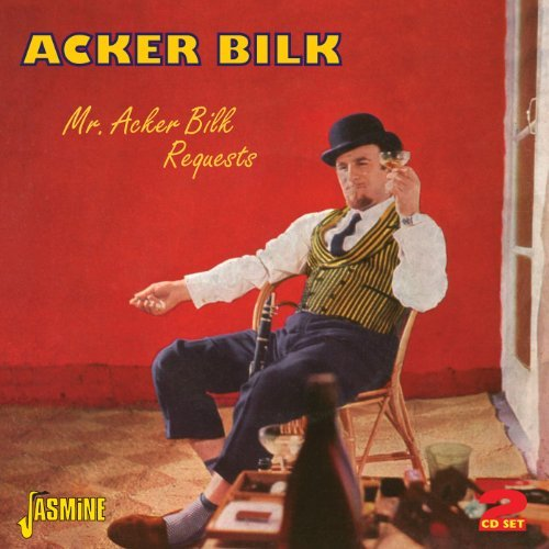 Acker Bilk Mr. Acker Bilk Requests Import Gbr 2 CD