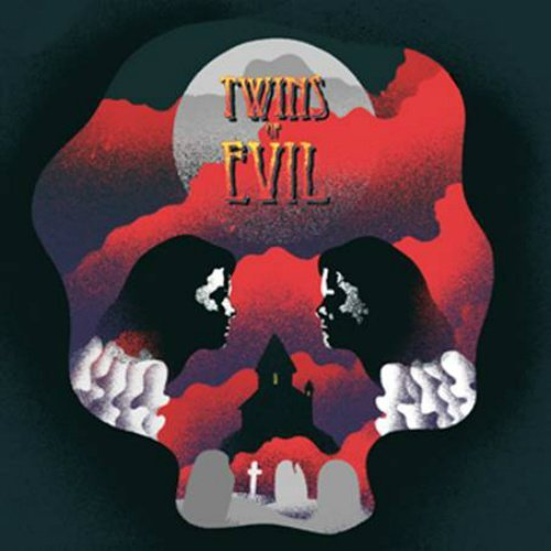 Various Artists Twins Of Evil Music By Harry Robinson Incl. Poster