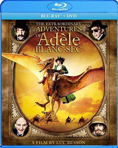 Extraordinary Adventures Of Ad Extraordinary Adventures Of Ad Ws Blu Ray Nr Incl. DVD
