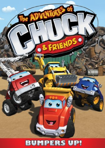Bumpers Up! Adventures Of Chuck & Friends Ws Tvy