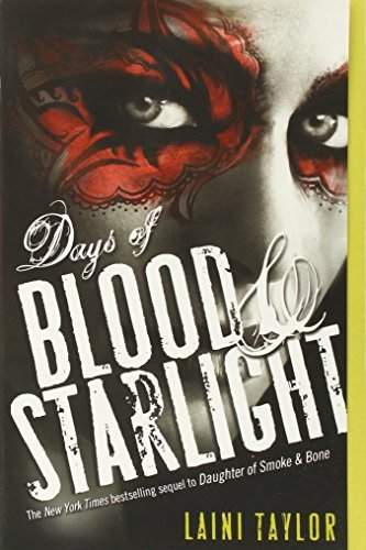 Laini Taylor Days Of Blood & Starlight