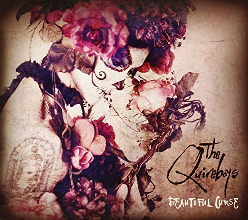 Quireboys Beautiful Curse Digipak