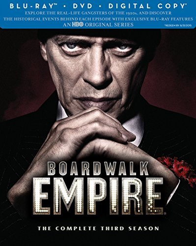 Boardwalk Empire Boardwalk Empire Season 3 Blu Ray Nr DVD Dc 7 DVD