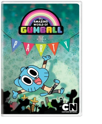 Vol. 3 The Party Amazing World Of Gumball Nr